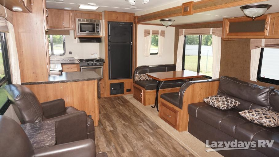 2016 Gulf Stream Conquest 295SBW