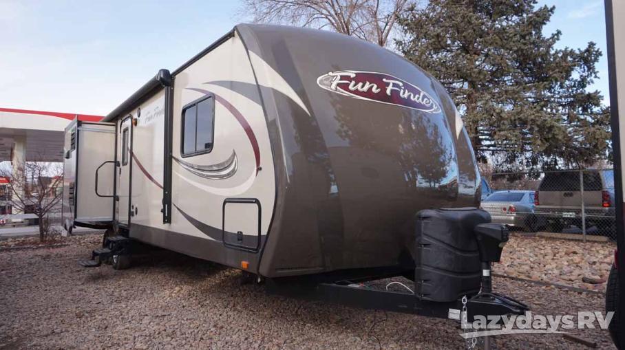 2014 Cruiser RV Fun Finder 301KIBH
