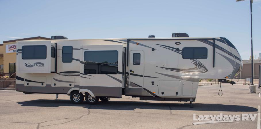 2019 Grand Design Solitude 375RES