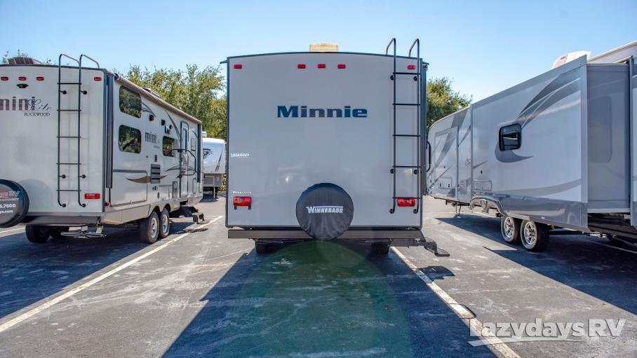 2018 Winnebago Minnie 2250DS