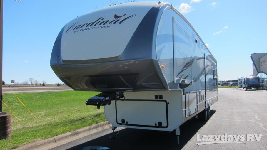 2018 Forest River Cardinal Luxury 3456RL