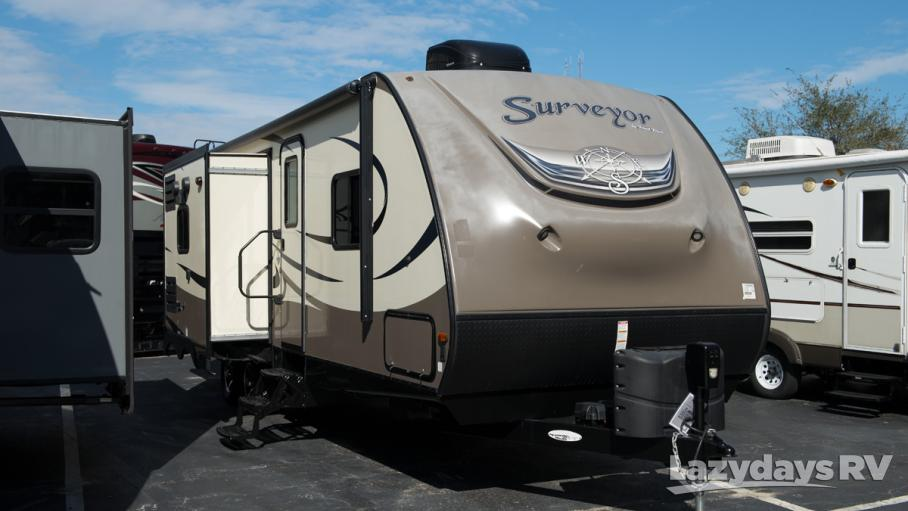 2017 Forest River Surveyor 285TKDS