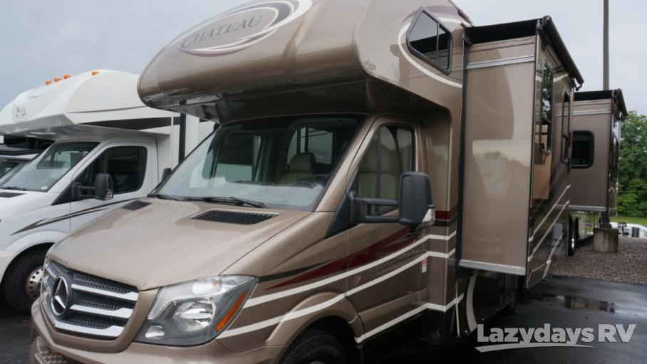 2019 Thor Motor Coach Chateau Citation 24DS