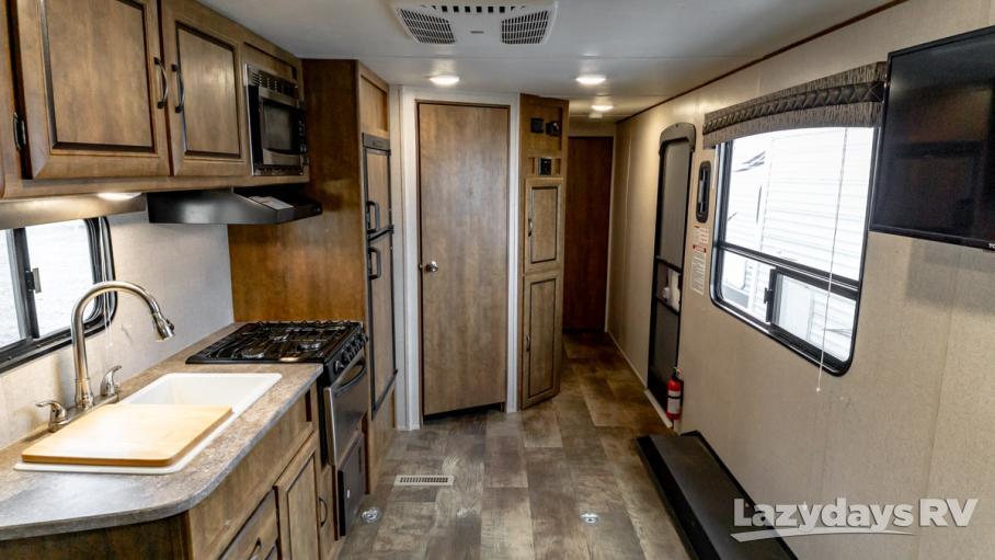 2018 Crossroads RV Zinger Rezerve TT 288RR