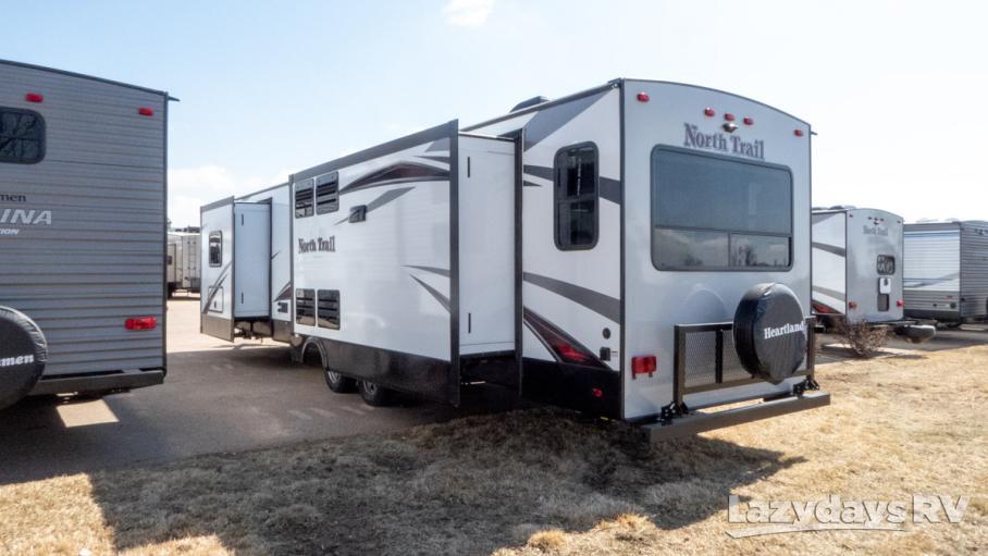 2019 Heartland North Trail 33RETS