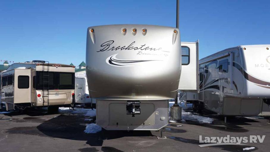 2012 Coachmen Brookstone 295RL