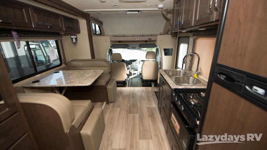 2018 Thor Motor Coach Four Winds Sprinter 24WS