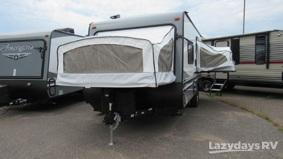 2018 Forest River Surveyor 191T