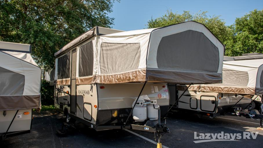 2014 Forest River Rockwood Premier High Wall HW276