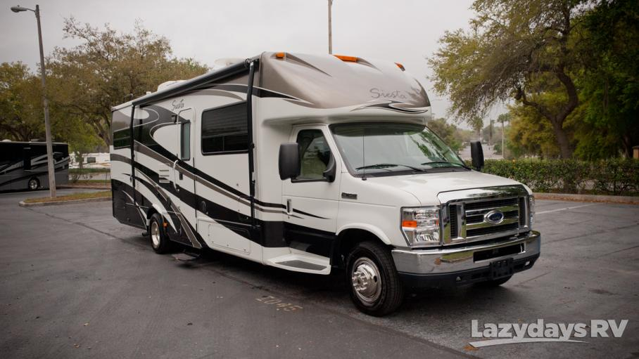 2013 Thor Motor Coach Four Winds Siesta 24SR