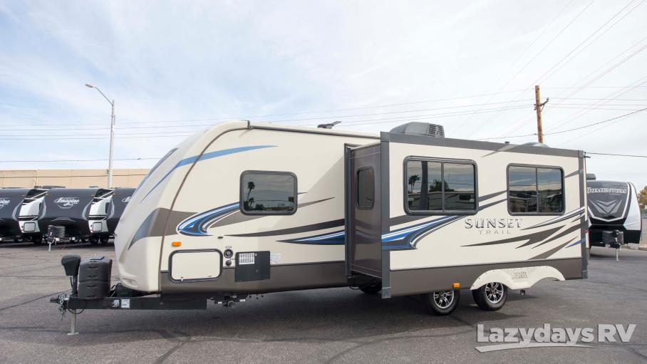 2015 Crossroads RV Sunset Trail Reserve 26rb
