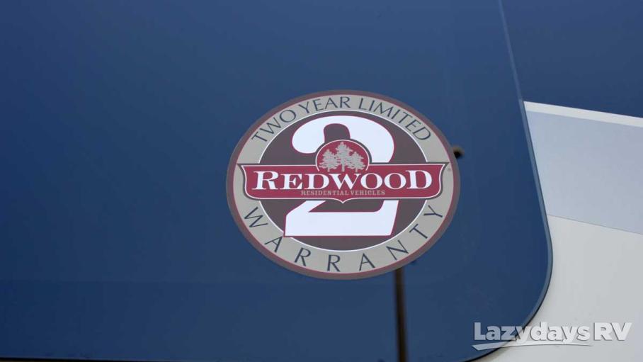 2016 Redwood RV Sequoia 38GKS
