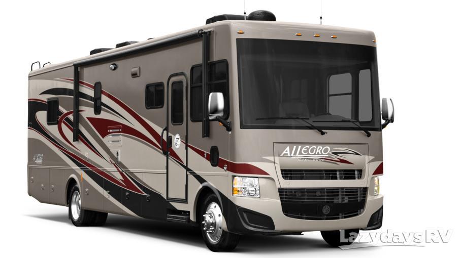 2014 Tiffin Motorhomes Allegro 34TGA