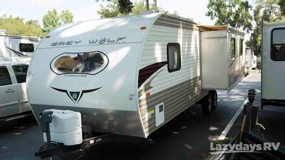 2011 Forest River Grey Wolf 26RL