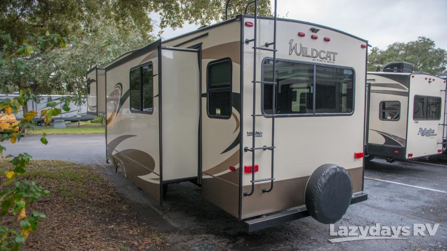 2018 Forest River Wildcat 28SGX