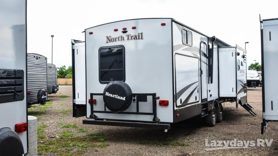 2020 Heartland North Trail 33BKSS