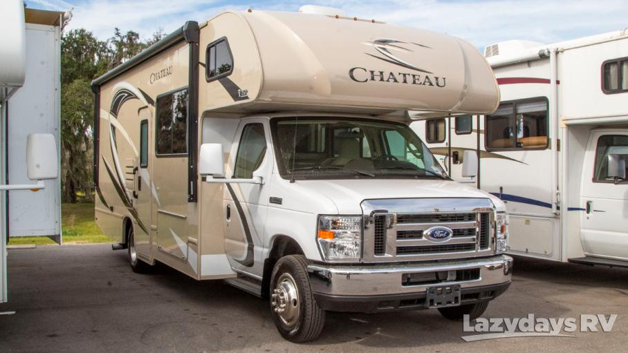 2018 Thor Motor Coach Chateau