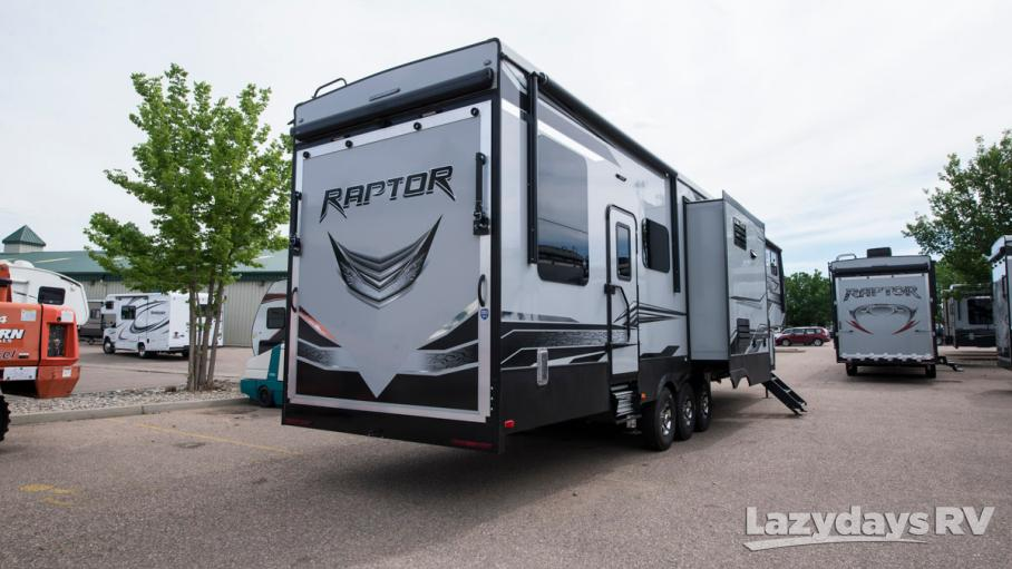 2019 Keystone RV Raptor 424TS