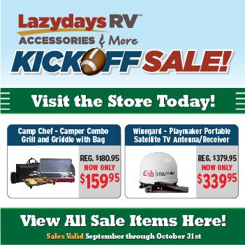 RV Electronics | RV Audio & Video | Lazydays RV