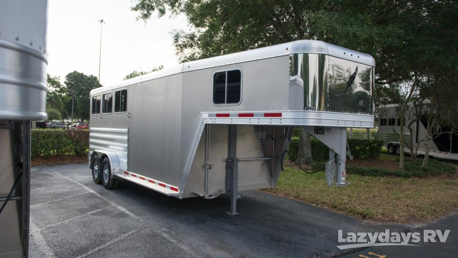 2016 Featherlite Non Living Quarters 8541