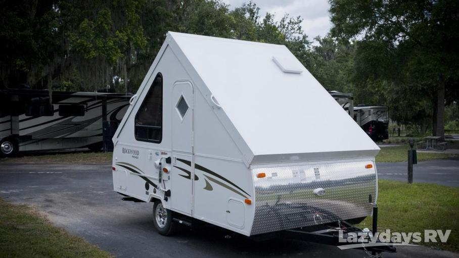 2012 Forest River Rockwood Premier A A122