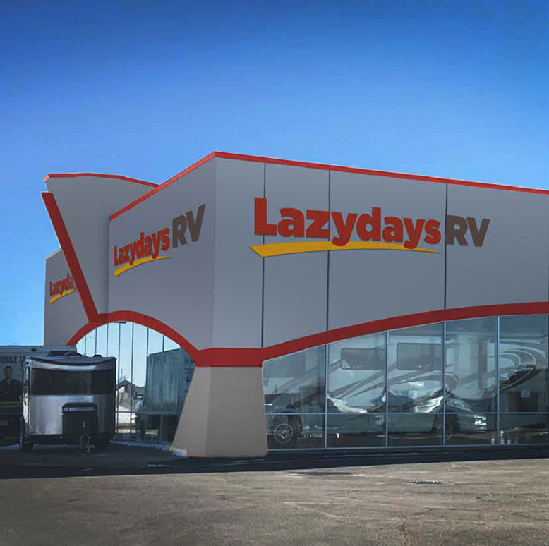 Lazydays Rv Expands To Minneapolis Minnesota
