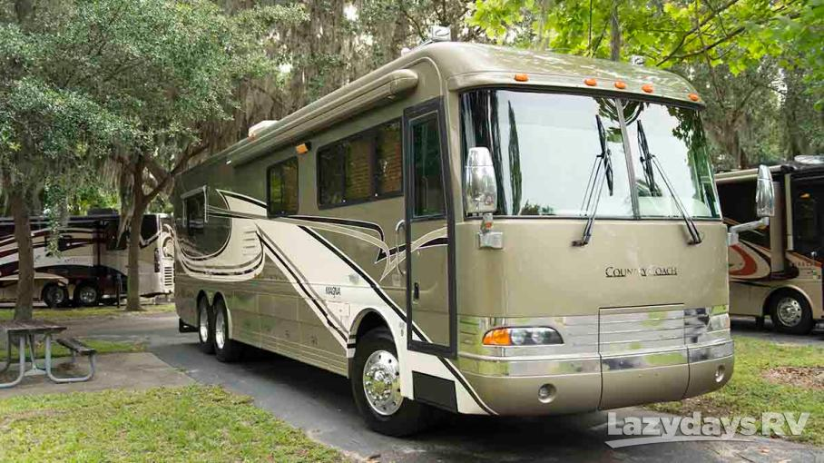 2001 Country Coach Magna 40HAVEN