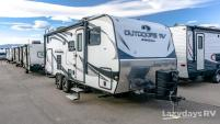 2018 Outdoors RV Black Rock