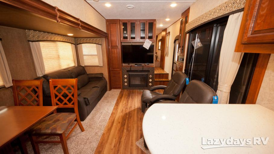 2016 Forest River Wildcat 29RKP