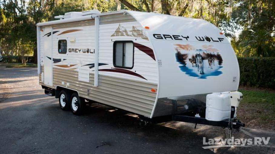 2012 Forest River Grey Wolf 28
