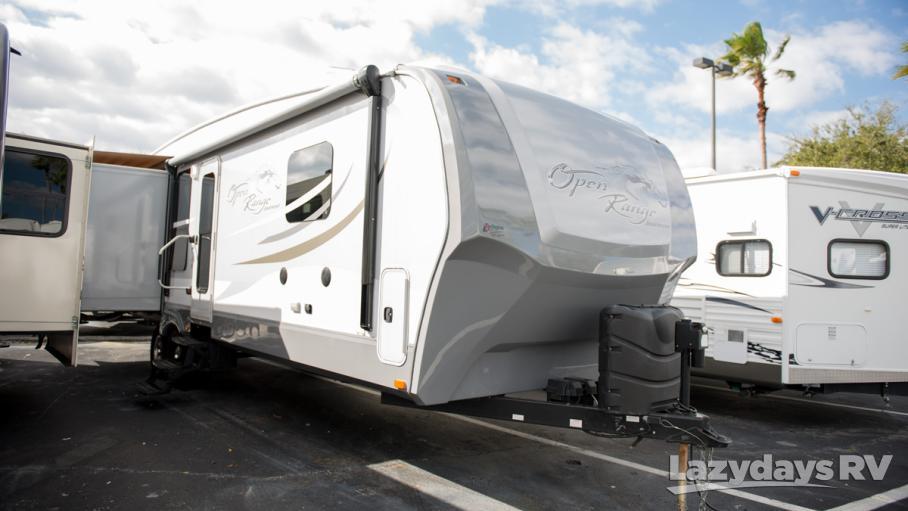 2013 Open Range Journeyer JT337RLS
