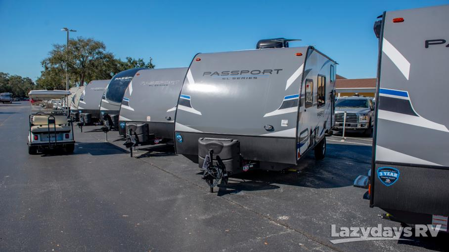 2019 Keystone RV Passport Express 175BH