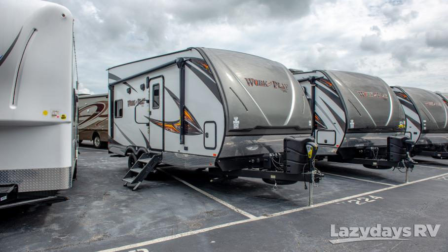 2019 Forest River Work and Play TT