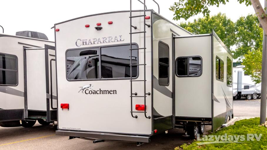 2019 Coachmen Chaparral 336TSIK
