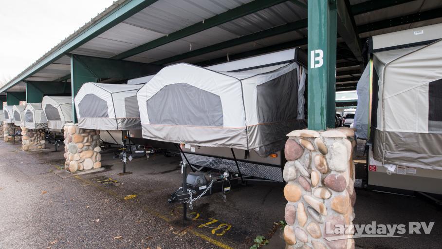 2018 Forest River Flagstaff SE 206STSE