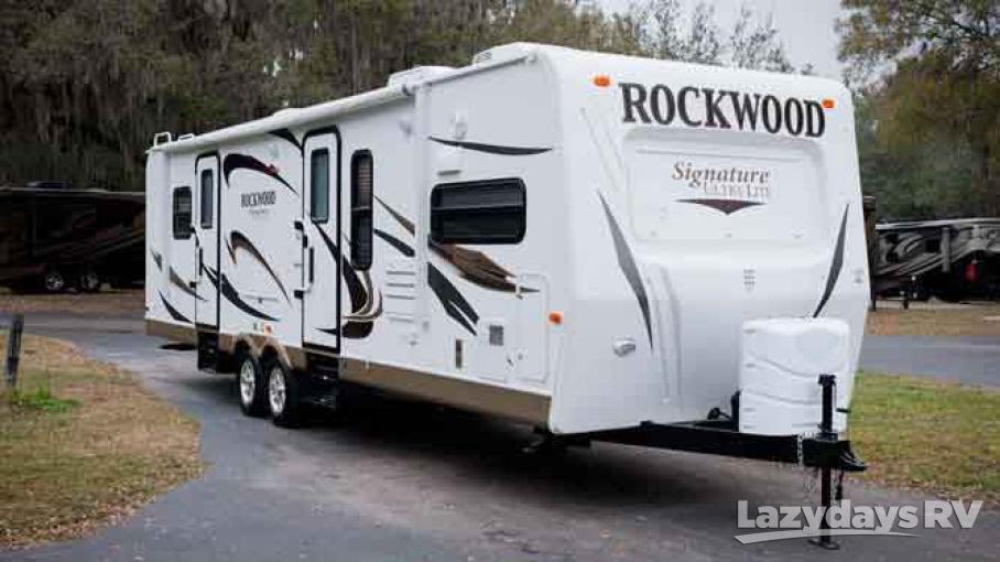 2012 Forest River Rockwood Ultra-Lite 8285WS