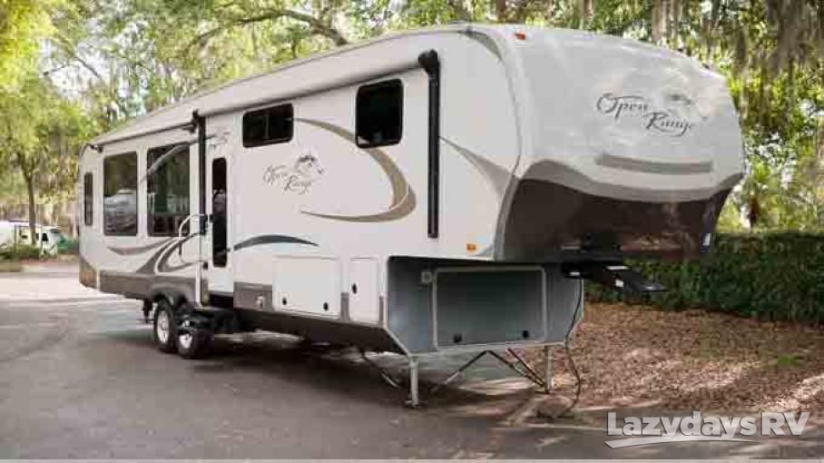 2011 Lite Way Open Range 5th 345RLS
