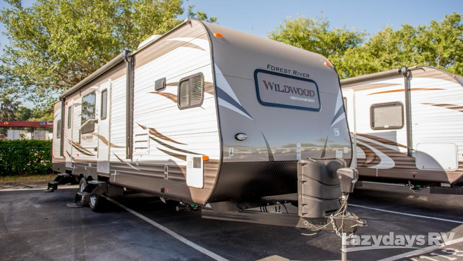 2017 Forest River Wildwood 29FKBS