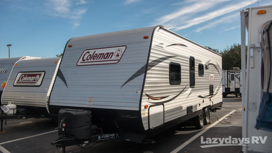 2015 Coleman Expedition CTS274BH
