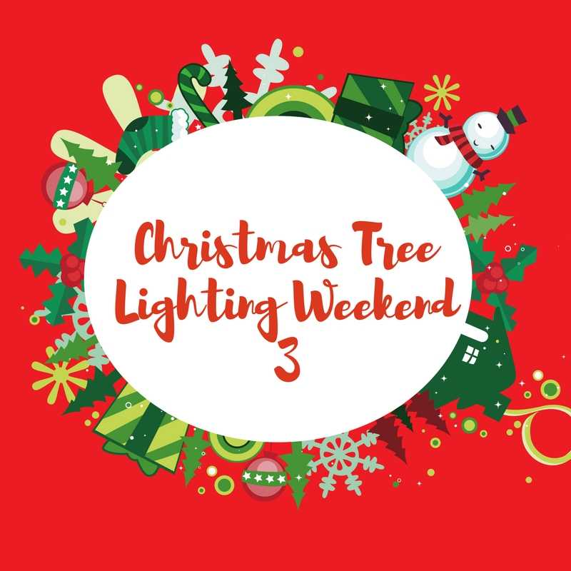 Christmas Tree Lighting Weekend 3