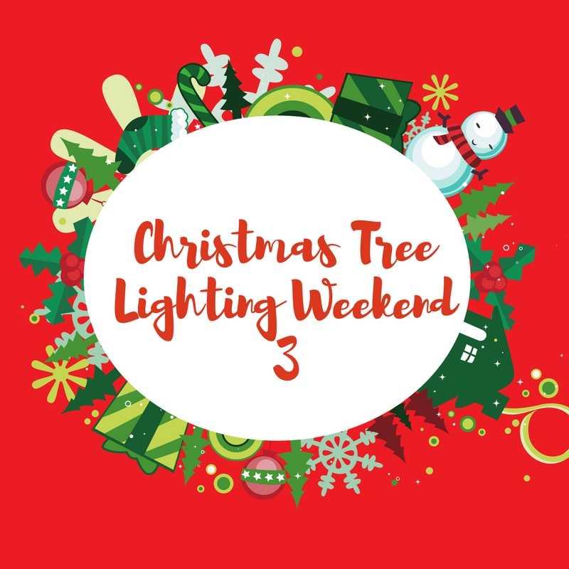 Christmas Tree Lighting Weekend 3 - 2019