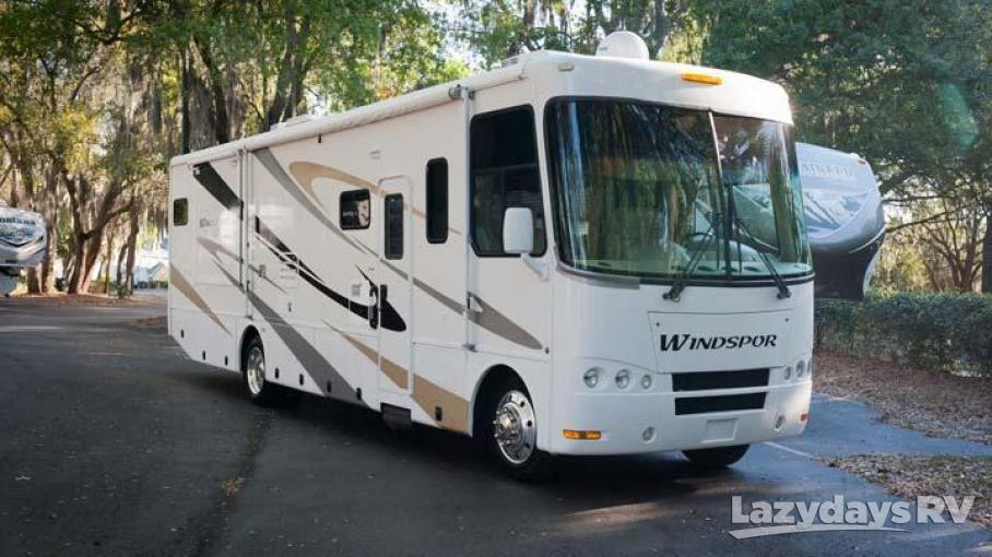 2007 Four Winds Windsport 36E-F