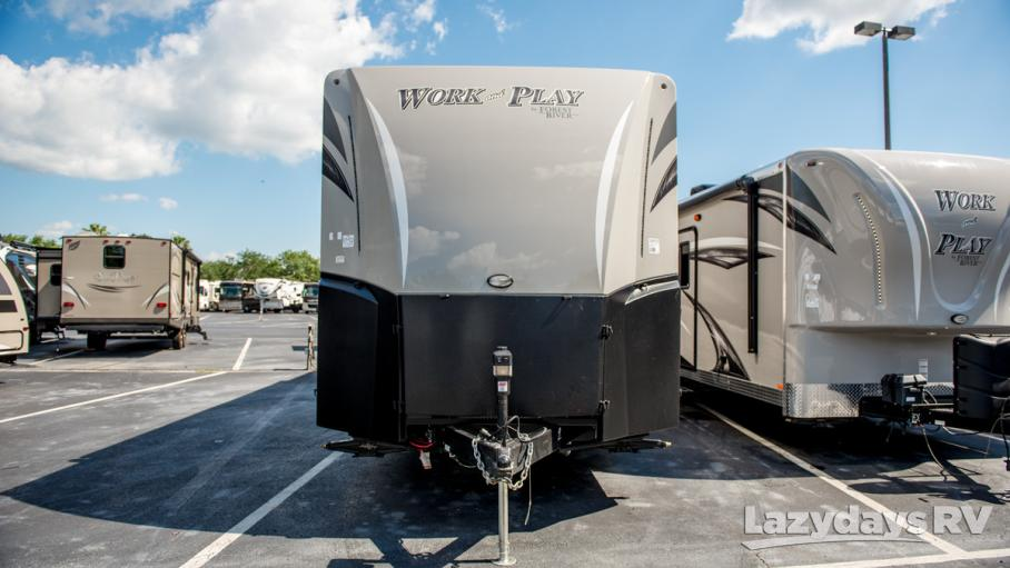 2017 Forest River Work and Play TT 30WCR