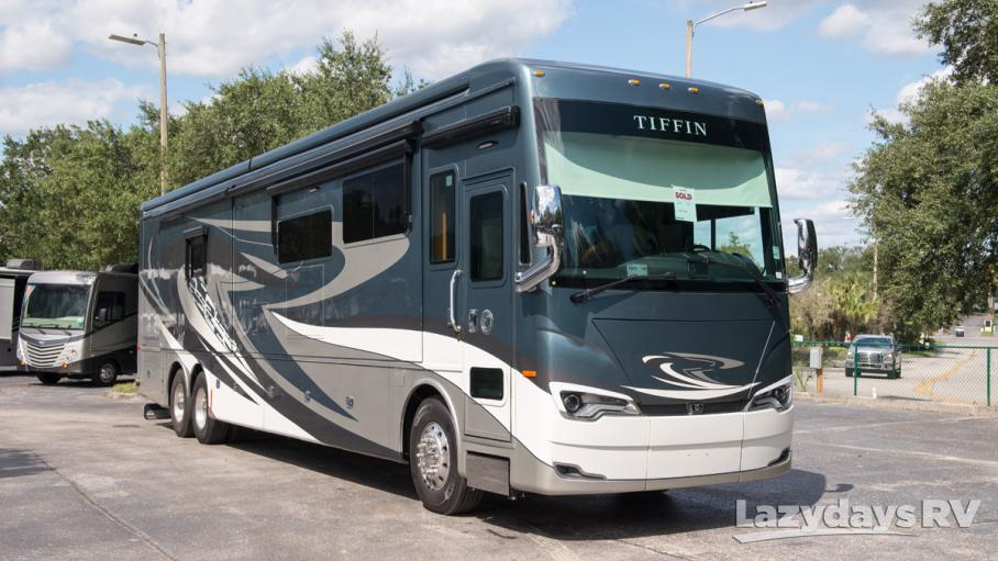 Tiffin Motorhomes Allegro Bus