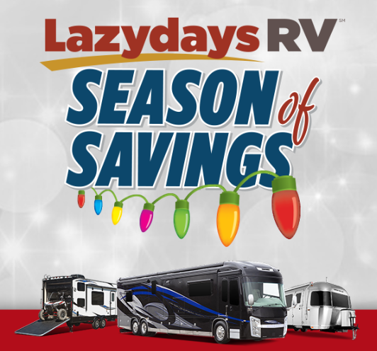 Season of Savings RV Sale