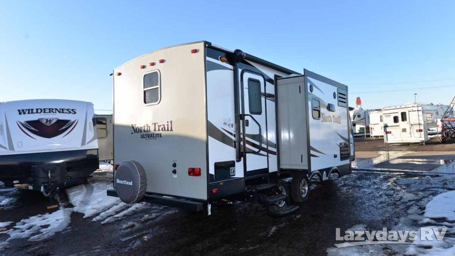 2016 Heartland North Trail 23RBS