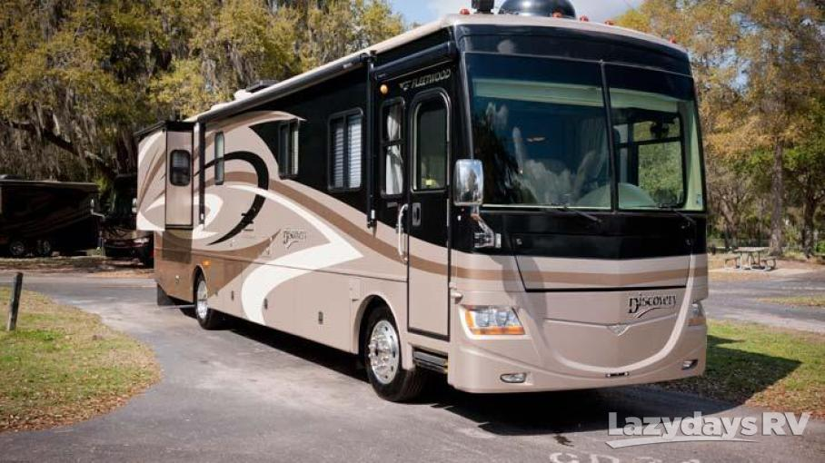 2007 Fleetwood RV Discovery 39S
