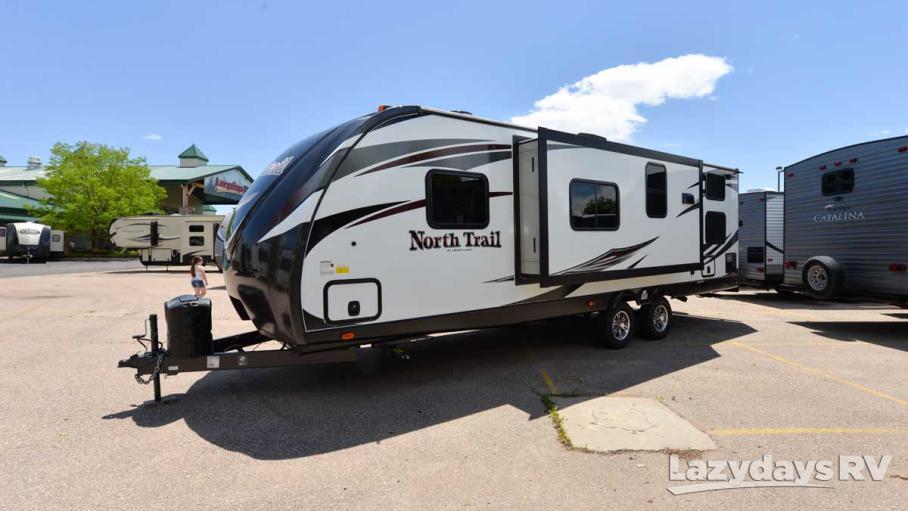 2017 Heartland North Trail 28BRS