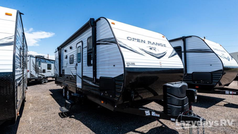 2019 Highland Ridge RV Open Range Conventional 26BHS