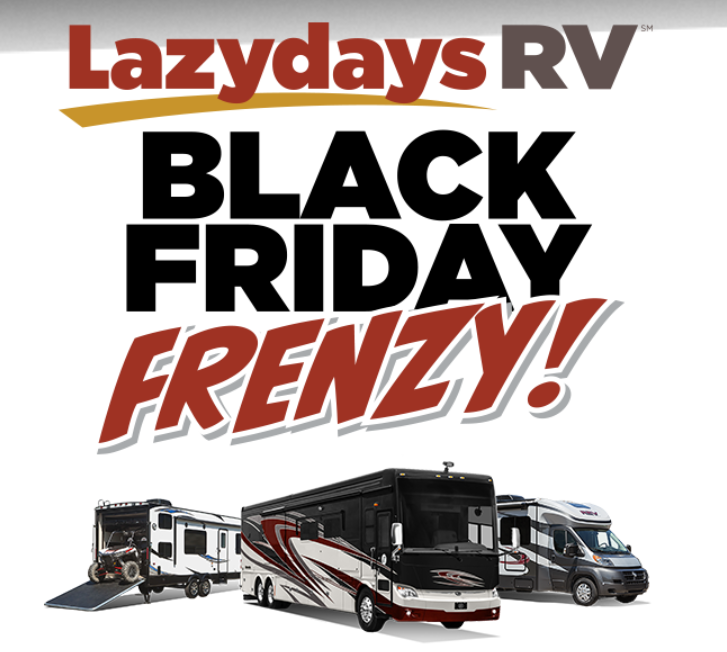 Black Friday Frenzy Sale